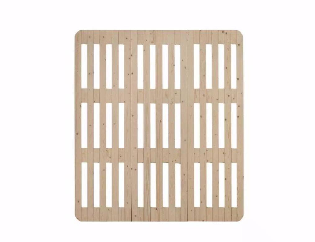 康彩松木排骨架